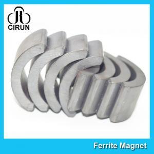 Best Permanent Ferrite Step Motor Magnet Ceramic Arc Anti - Corrosion wholesale