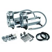 Quality Steel And Chrome Off Road Dual Air Compressor And Car Tuning Agriculture wholesale