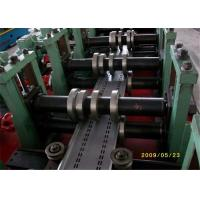 Best Shelf Panel Double Layer Roll Forming Machine 1-3mm Plate Thickness Gear Driver wholesale