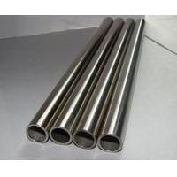Best Thin Wall 304 Stainless Steel Round Tube , Flat Surface 15mm Galvanised Pipe wholesale