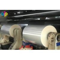 Best Excellent Printing Adaptability Biodegradable Packaging PLA Plastic Film For Label Shrink Sleeves wholesale