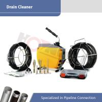 Best Electric Drain Cleaning Machine for Max 6 Inch / 150 mm Pipes Factroy Direct wholesale