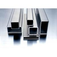 Best Sch 20 Rectangular Metal Tubing , Wear Resistant Cold Rolled Square Tube wholesale