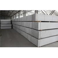 Quality High Density Concrete Precast Hollow Core Wall Panels 2700×600×100mm wholesale