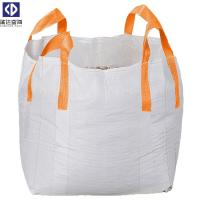 Cheap Virgin PP Material 1 Ton Tote Bags / Flexible Bulk Container For Packing for sale