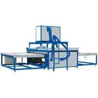 Buy cheap Washing And Drying Glass Processing Machines , Glass Cleaning Machine from wholesalers