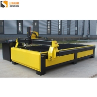 China HONZHAN HZ-P1530 Metal Plasma Cutting Machine with Drill Head for Metal, Steel, SS, CS Cutting for sale