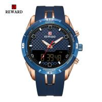 Buy cheap Chinese wholesale Led Display Sport Mens Stainless Steel Watches Alloy Case With from wholesalers