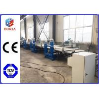 Best Customized Conveyor Belt Machine 1200-2400mm Max. Belt Width Reciprocating Working Mode wholesale