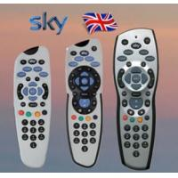 Best Professional Replacement SKY Remote Control AA Battery Powered For UK SKY Box wholesale
