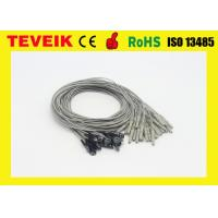 Best Medical eeg cup cable eeg electrodes, DIN1.5 eeg cable with silver chloride plated silver wholesale