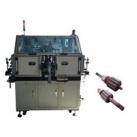Hook type skew armature winding machine Automatic double flyer winder lap winding machine for sale