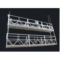 Best Aluminum Alloy Double Deck Rope Suspended Platform and Suspended Access Equipment wholesale