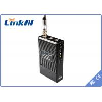 Best TDD OFDM SD Video Wireless Transmitter 1W , Strong Diffraction wholesale