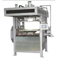 Best Waster Paper Molded Pulp Packaging Machinery With Intelligent Touch Screen Control wholesale