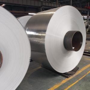 Best Mill Finish Industrial Aluminum Foil Rolls Multi Temper Soft Half Hard wholesale