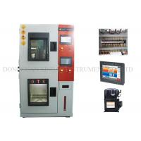 Best Heat / Cold Humidity Climatic Test Chamber Double Layers Insulated Airtight Doors wholesale
