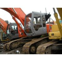 Quality Japan Hitachi Used Tracked Excavators / Second Hand Diggers For Sale wholesale