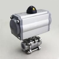 Best Double Acting / Single Acting Pneumatic Actuator DRG-DA Series For Ball Valve wholesale