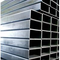 Best High Weight Bearing Rectangular Steel Pipe 35mm Od Steel Pipe With Grooves wholesale