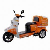 Best Three Wheels Electric Scooter with Drum Brake, Used for Express and Delivery wholesale