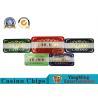 Best High - End 760PCS Casino Poker Chip Set With Aluminum Box Eco - Friendly wholesale