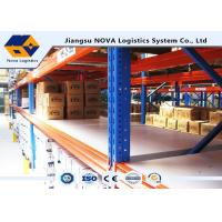 Best Customized Adjustable Pallet Warehouse Racking System For High Capacity Storage wholesale