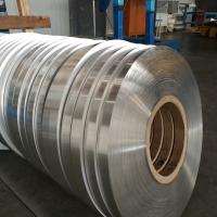 Best Mill Finished 5754 5052 Aluminium Strip Roll For Cable , Thin Aluminium Strip wholesale