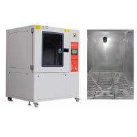 Best IP5X IP6X Climatic Test Chamber High Efficiency For Electronic Components wholesale