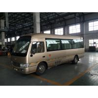 Quality Swing Door / Sliding Door Coaster Mini Bus Toyota Type Front Semi - Integral Body wholesale