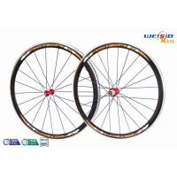 China Road Bike 700c 38mm Aluminum Bicycle Wheels AA6063 T5 Customized Size 12 to 22 on sale
