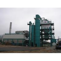 Quality 300T Dead Weight 680KW Asphalt Dry Batching Plant With 50T Butimen Tank wholesale