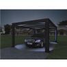 Best 52X2 , 4 M -Genua Induction Garage Led Auto-Sensing Solar Garage Parking Lot wholesale