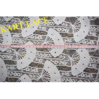 Quality 2014 New Fashion Chemical Lace / Guipure Lace / Cupion Lace Fabric wholesale
