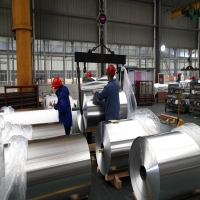 ISO9001 3g 3003 0.2mm Aluminum Container Foils for sale