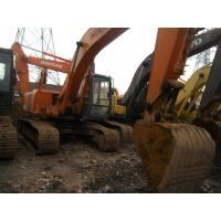 Quality Second Hand Construction Machinery Hitachi EX200-3 , Used Crawler Excavator wholesale