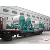 Best Rotary Drum Dryer Machinery For Baby Rice Cereal Food Processing Industry wholesale