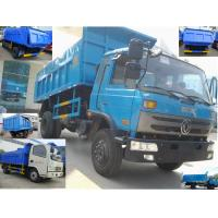 Quality dongfeng 3-5ton garbage dump truck for sales, hot sale high quality and best price dump garbage trucks for export wholesale