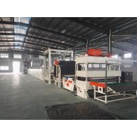 Best Carpet Tile Bitumen Production Line Or Continuous Operation Separate Cutting Control wholesale