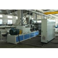 Best Packing Industry Multilayer Plastic Sheet Co Extrusion Line Anti Oxygen 650kg/H wholesale