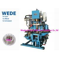 Best Pressure Rotor Vertical Die Casting Machine For Rotor 4 Rotary Stations Cycle Time 8 Seconds wholesale