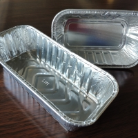Household 8011 10 Micron Metal Takeaway Containers for sale