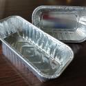 Silver FDA Jumbo 0.006mm Kitchen Aluminum Foil for sale