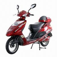 Best 350W Electric Scooter with Conjoined Tail Box and 48V/12Ah Lead-acid Battery wholesale
