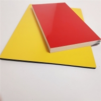 Best 4mm Thick Wood Grain Aluminum Core Panel For Indoor And Outdoor Decoration wholesale