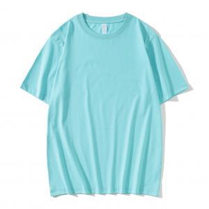 Best Custom Logo Street Mens Casual Drop Shoulder Cotton Print Blank Custom T Shirt Oversized T Shirt Hot Selling wholesale