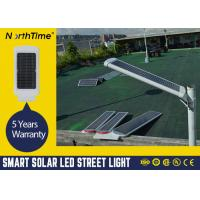 Buy cheap Highway Solar LED Street Light 10 Watt With Epistar Chip High Efficiency from wholesalers