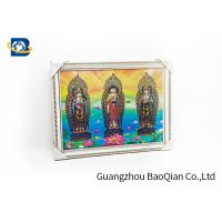 Best Religion Picture Lenticular Image Printing , 3D Printing Service High Definition wholesale