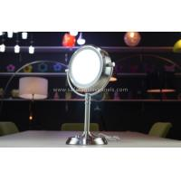 Quality Safety Silver Backed Mirror Glass For Table Tops / Toilet , Aluminium Coated Mirror wholesale
