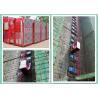 Best Builders Variable Speed Construction Hoist , Construction Site Lift VFC Control wholesale